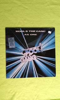 KOOL & THE GANG . as one. Vinyl record