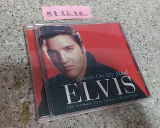 (CD) ELVIS - Always On My Mind