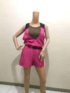 "34"" Jumper Shorts Pink"