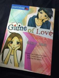 Wattpad Books: Game of Love 4