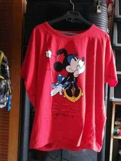 Minnie's ref batwing top. Masi baru bgt.