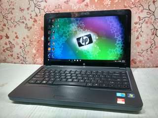 Laptop HP g42 core i5 Design Gaming RAM 4GB HDD 500GB LIKE NEW