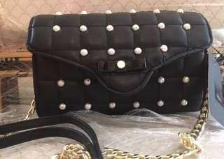 Black Sling Bag Mossimo