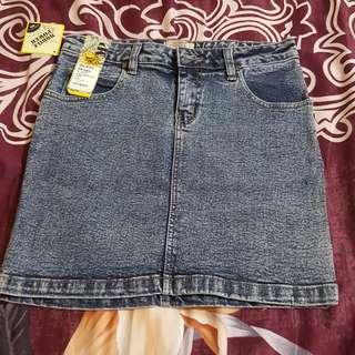 #mausupreme MOBILE POWER skirt