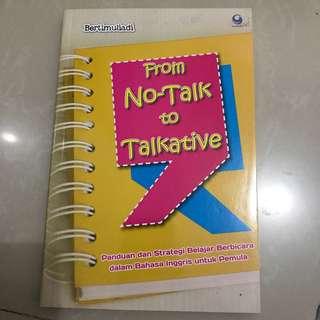 Notalk to talkaktive