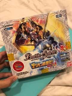 BNIB: Battle Spirits CB03