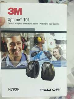 3M Optime 101 Ear Muffs