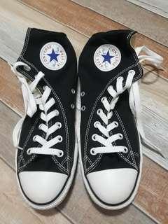 Converse Shoes highcut (black and white) original