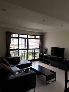 Well Maintained 2bedroom unit for rent