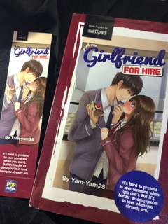 Wattpad Books: Girlfriend For Hire