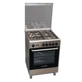 La Germania Gas and Electric Stove T-651-22X