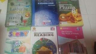 Grade 6 books 100 each