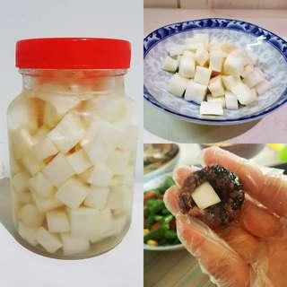 韓式百搭原味醃蘿蔔