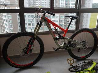 Scott Voltage Fr730 downhill bike