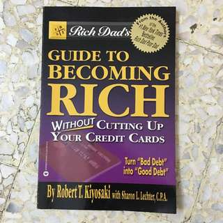 Guide to Becoming Rich - Robert Kiyosaki
