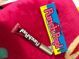 Benefit punchpop liquid lip colour