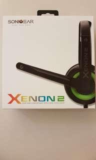 BN Sonigear Xenon 2 Headband/microphone