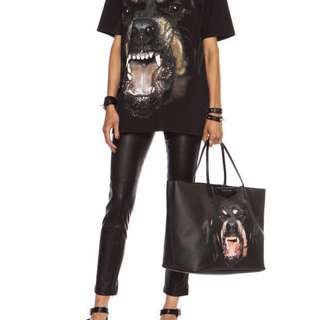 acdc333d3e9 Brand new Givenchy Antigona Large Shopping Tote bag with Small Purse -  Rottweiler