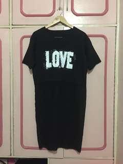 Love Black Dress
