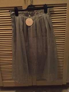 New! 🎉 Yoco grey tulle skirt