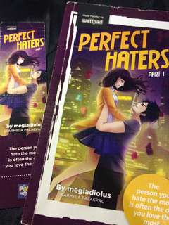 Wattpad Books: Perfect Haters 1