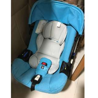 Doona Infant car seat Stroller (blue)
