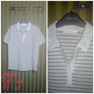 Polo shirt by grove