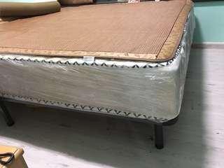 Almost unused mattress