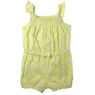 Carter's Baby Girl Romper