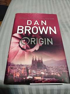 DAN BROWN - THE ORIGIN