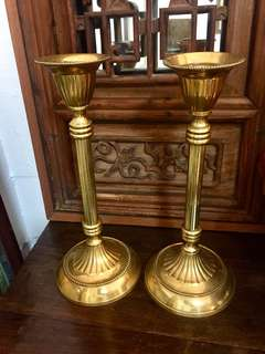 Antique English Candlestands