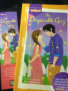 Wattpad Books: The Despicable Guy