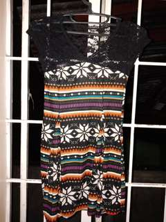 Back Lace Dress For Women