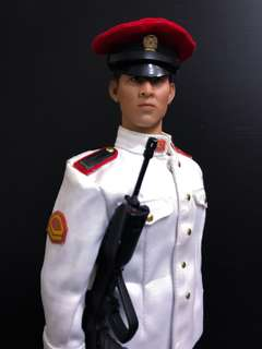 1/6 Scale SAF Military Police Corporal - Istana Ceremonial Guard