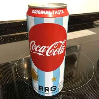 泰版 可口可樂 ARG 2018 Russia 世界杯