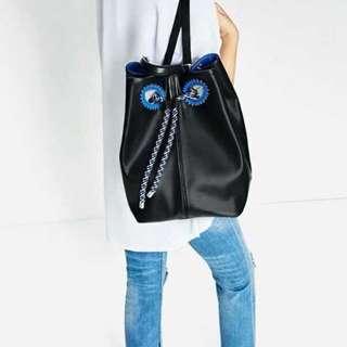 ZARA 2 way bag