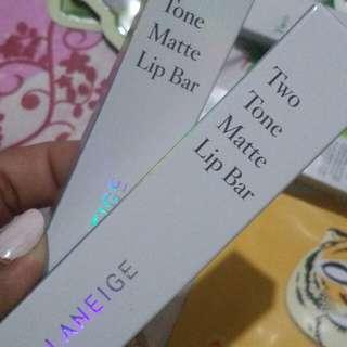 Laneige Two Tone Matte Lip Bar