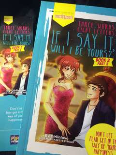Wattpad Books: Say It and I'm Yours 3