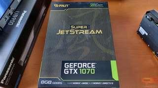 Palit GTX 1070 Super Jetstream [Mint] 8GB