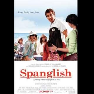 [Rent-A-Movie] SPANGLISH (2004)