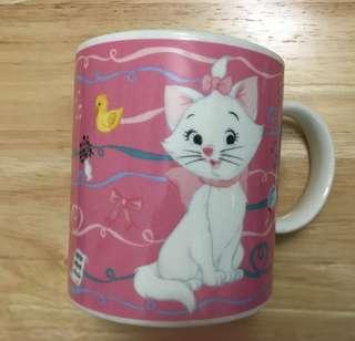 Disney Marie 瓷杯