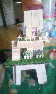Rumah miniatur