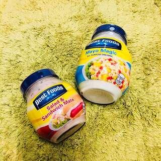 Best Foods Sandwich Spread & Mayonaise