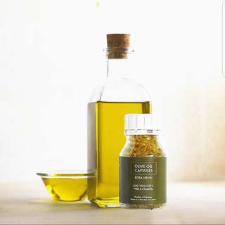 Extra Virgin Olive Oil - 200 Capsules