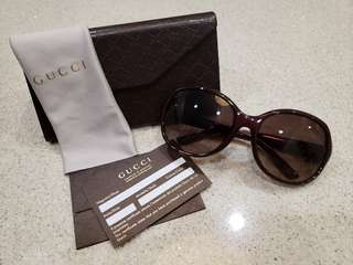 Original Gucci Shades