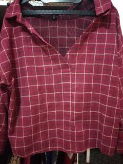 Fishnet Shirt