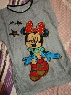 Minnie Mouse Cute Top