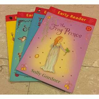 Early Reader (next steps series) : set of 4