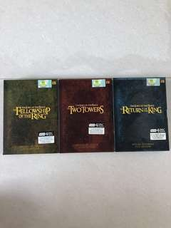 The Lord of the Rings collection !!