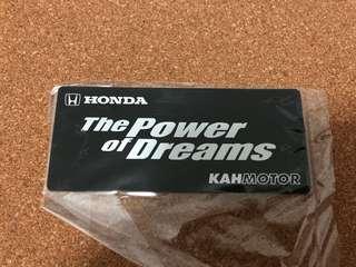 Honda Magnet